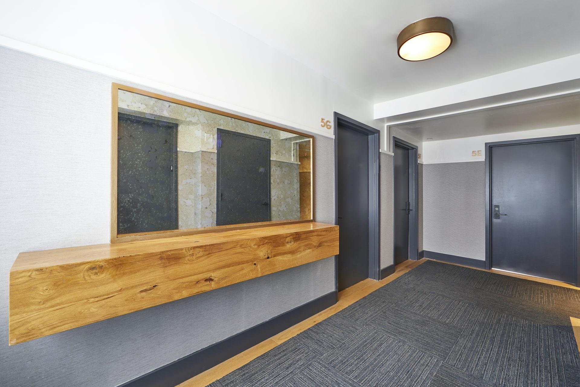 101 East 10th Street_4-hallway